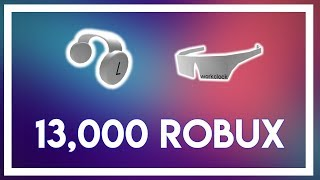 BUYING WORKCLOCK SHADES AND HEADPHONES   13,000 ROBUX   MEMORIAL DAY SALE 2019