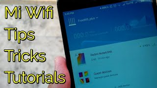 Mi Wifi Router Full Tips Tricks N Tutorials for Router 3C | Hindi