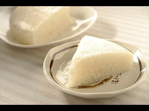 how to make steamed rice cakes