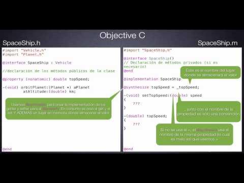 Introducción a Objective C