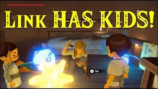 Download Link HAS KIDS! Finds Out He's a FATHER in Zelda Breath of the Wild Video