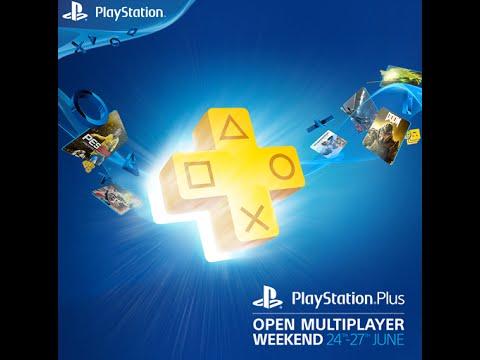 PlayStation® Plus | Free Online Multiplayer Weekend