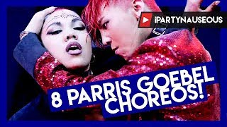 8 Badass K-pop Choreos by Parris Goebel!