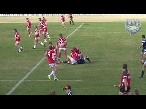 ORANGE HAWKS V MUDGEE DRAGONS PREMIER LEAGUE