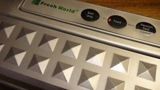 Vacuum Sealer from MixMart