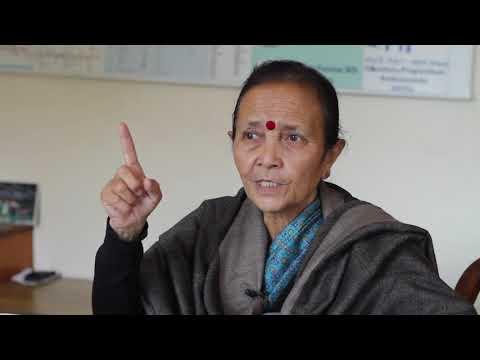 Anuradha Koirala: On Women Empowerment and fighting against Human Trafficking in Nepal