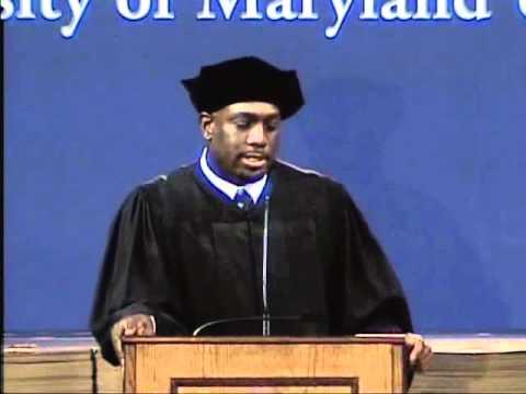Richard T. Jones - Graduation Speaker - UMUC - 5/14/2011