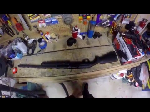 Benelli Nova Field Strip & Re-Assembly