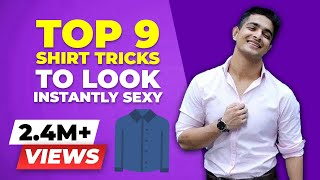 Instantly Look Sexier in a T-shirt -  9 INSANE TShirt Hacks   BeerBiceps Men