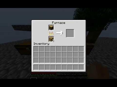 ماينكرافت-كيف تحصل على فحم في سكاي بلوك Minecraft-How to get Coal in SkyBlock I