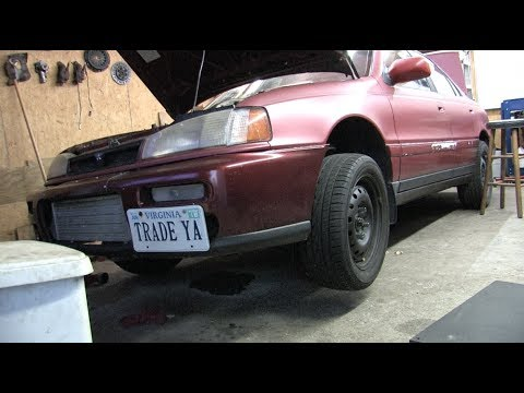 Turbo Elantra Traction Issues - Part 1