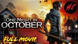 One Night In October (Slasher Horror Movie) | Horror Central