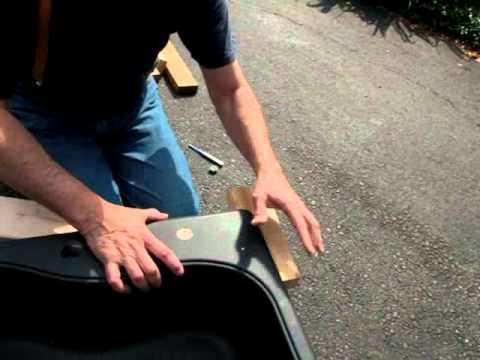 Composite Granite Sink faucet Knockout procedure