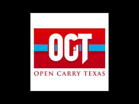 OCT RELEASE Olmos Park Details for Open Carry Rally 4-7-18