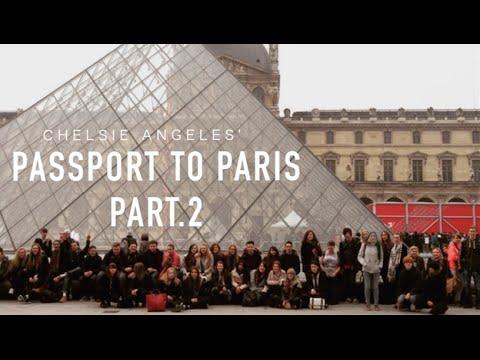 Passport To Paris   Part 2   Chelsie Angeles