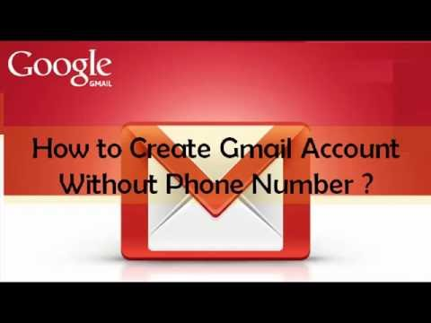 Create Gmail Account without phone number l verify without a phone l bangla video tutorial