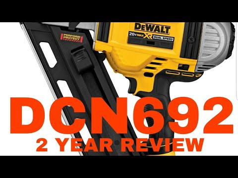 DEWALT DCN692 TWO YEAR REVIEW