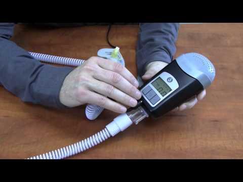 Z1 Auto CPAP: Sound Test