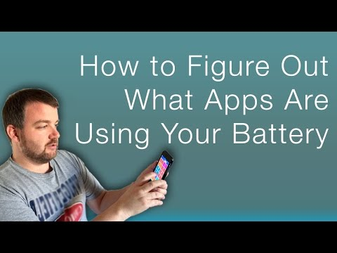 What Is Using All The Battery On Your iPhone or iPad?
