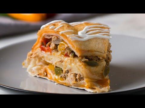 Chicken Fajita Party Ring