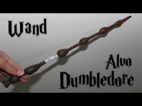 How To Make a Dumbledore's Wand - DIY