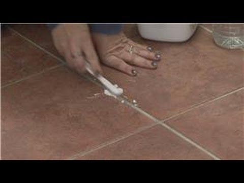 House Cleaning & Stain Removal : The Best Way to Clean Grout