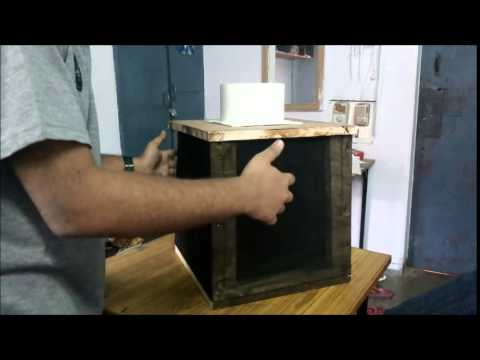 Charcoal based Air Filter Prototype Project(Product Realization)