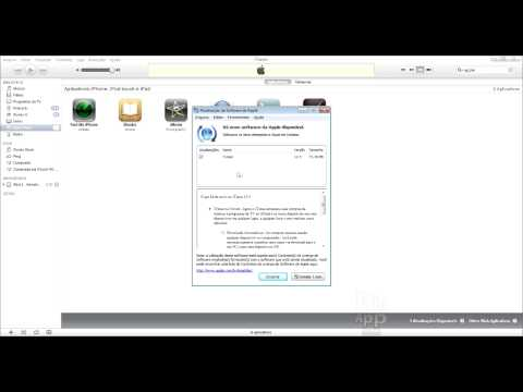 Como Fazer - Atualizar iTunes para 10.5 - oBig.com.br