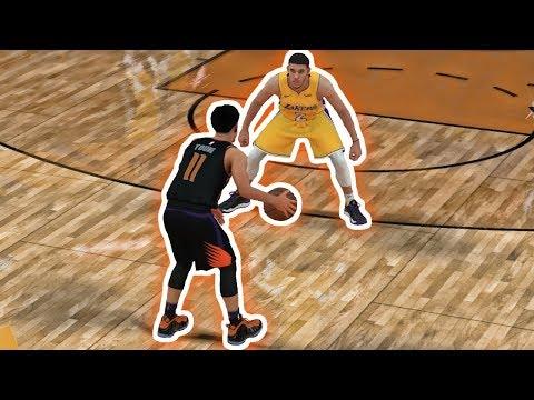 NBA 2K18 Trae Young My Career - Facing Lonzo Ball Ep. 6