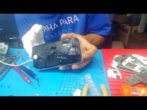 Botão Power travado iPhone 5