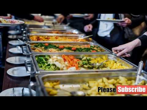 4 tips to avoid overeating at a buffet