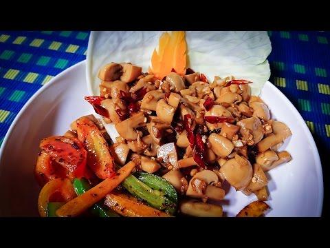 স্পাইসি গার্লিক মাশরুম | Bangla Recipe of Spicy Garlic Mushroom
