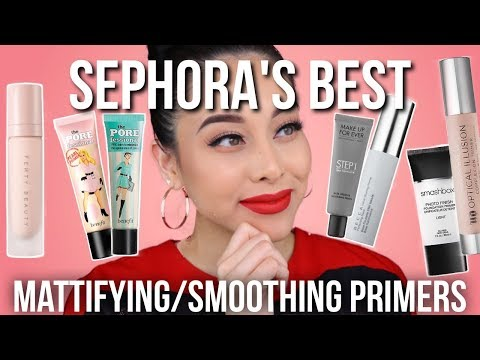 BEST PRIMERS FOR OILY SKIN | I'M LOOKING FOR A PRIMER!