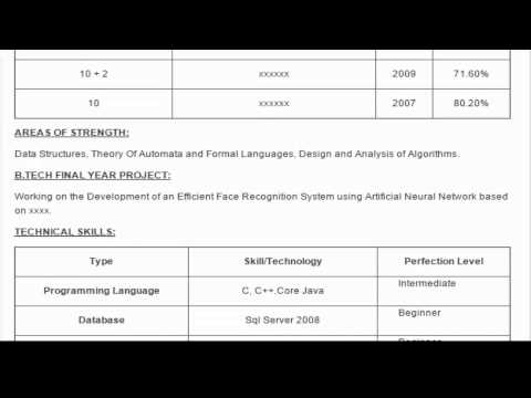 Software Development Engineer Sample Resume