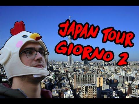 Japan Tour - Giorno 2 - Tokyo sky tree e shinjuku