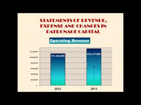 2014 Annual Meeting Financial Report Presentation