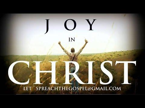 Joy In Christ!