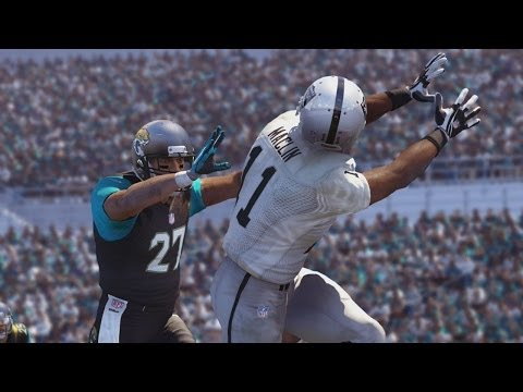 MADDEN 25 OWNER MODE PS4: RAIDERS CONNECTED FRANCHISE: S2 W9 (JAGS)
