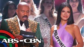 Gazini Ganados enters Miss Universe 2019 Top 20 | Miss Universe 2019