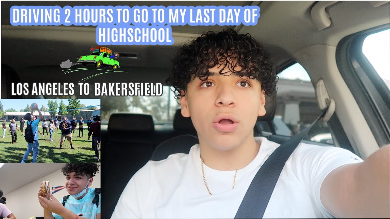 I DROVE 2 HOURS TO GO TO SCHOOL |Vlog| FT. FAIRYWILL