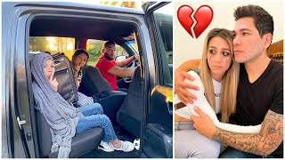 Taking Txunamy and Diezel from FAMILIA DIAMOND (prank gone wrong)  Lito and Maddox Family