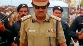 Download Rajini reveals himself as Sr.Inspector he arrest Jaysudha on killing goons   Cinema Junction HD Video