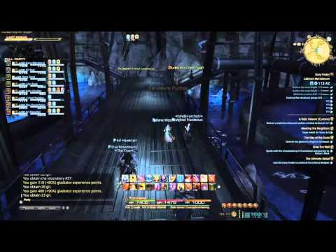 FFXIV」 Efficient Gamepad Setup, Tips and Tricks - Keyboard