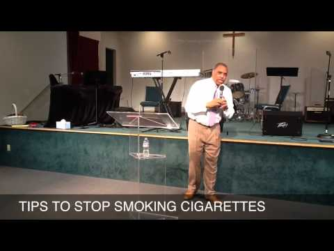 TIPS TO STOP SMOKING CIGARETTES