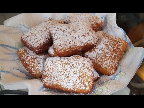 How to make New Orleans Beignets
