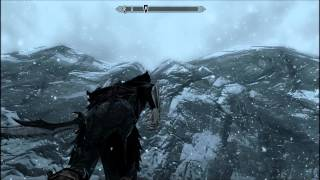Skyrim - How to fly!!