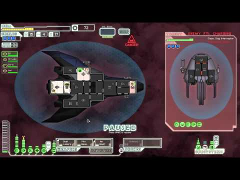 FTL: Faster Than Light - Unlocking the Slug Cruiser