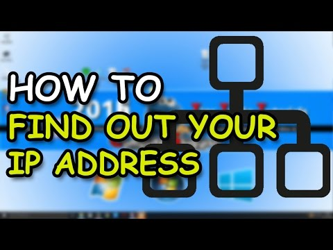How To Find Out Your Local & Public IP Address Windows Tutorial