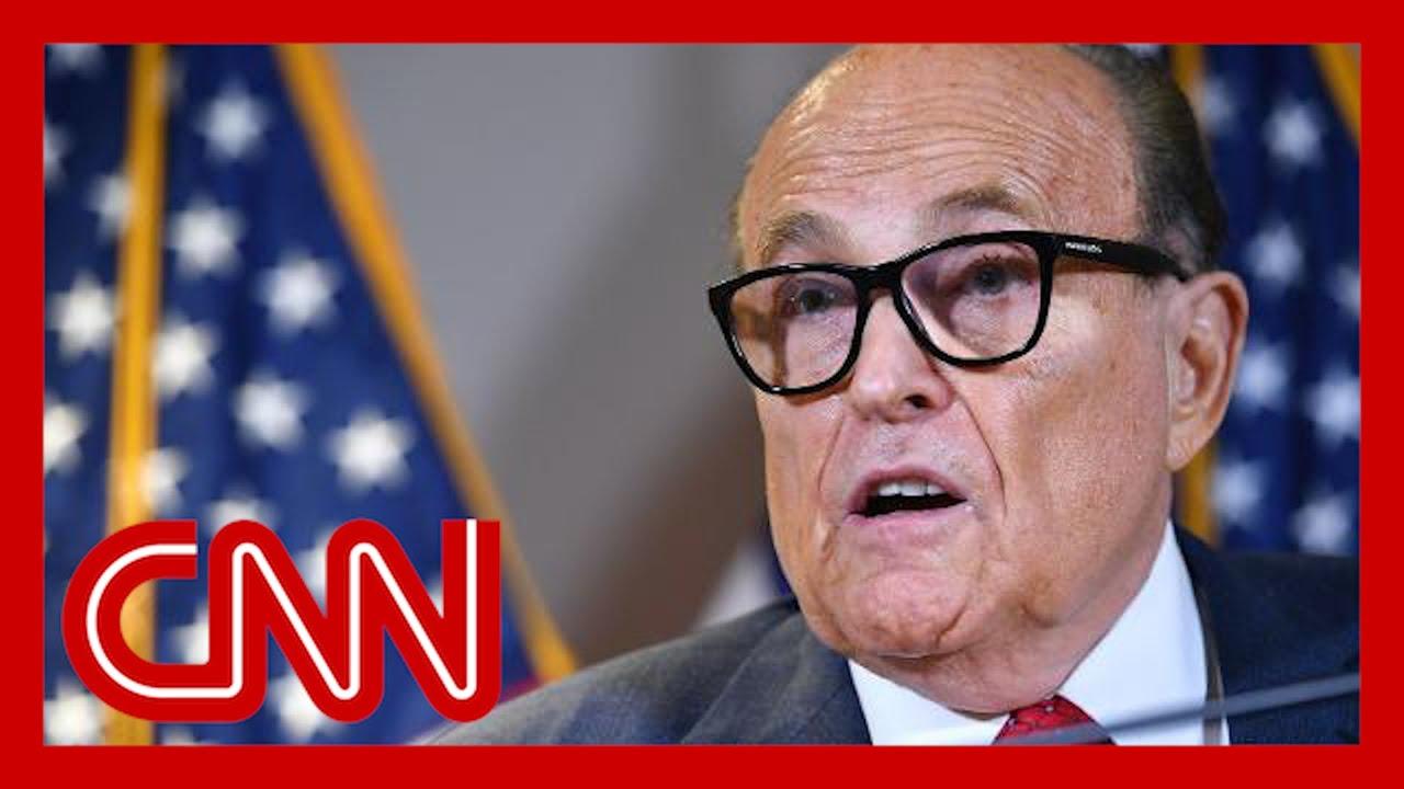 Audio reveals how Giuliani pressured Ukraine to investigate Biden