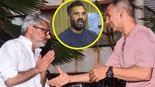 Sunil Shetty Salutes & Praises Akshay Kumar For Padman Postpone Decision